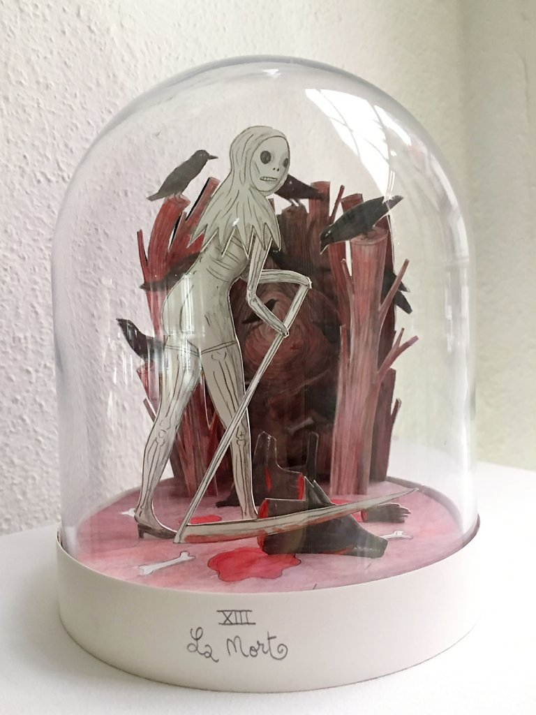 XIII - La Mort